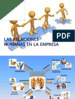 ARelaciones Humanas en La Empresaa