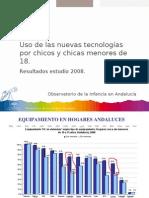 TICqueopinas 2008 Cuantitativo