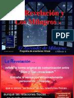 UCDM 10-La Revelacion y Los Milagros