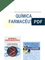 QUÍMICA FARMACEUTICA AULA I-A