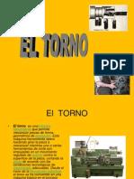 EL TORNO.ppt