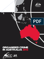 Organised crime in Australia 2013