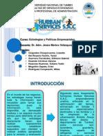 Optimizacion Del Tiempo_hurban Services s.a.c