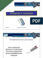 Ultrasonido & Lubricacion