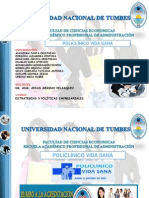 Policlinico Universitario Vida Sana