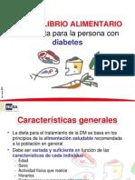 Equilibrio Alimentario Diabetes