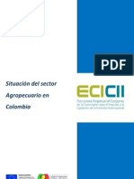 Sector Agropecuario Colombia