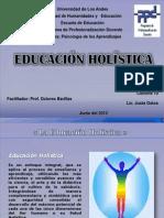 La Educacion Holistica