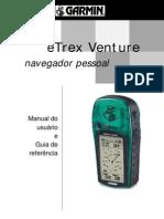 Etrex Venture Portugues
