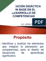 Planeacion Didactica Por Competencias