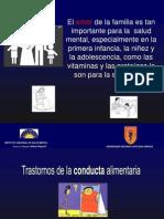 11. Trastornos de Conducta Alimentaria