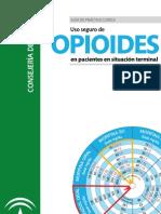 Uso de Opioides