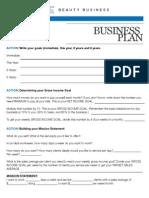 Evolve Action Plan Worksheets