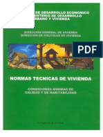 58338159 Normas Tecnicas de Vivienda