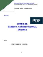 Curso de Direito Constitucional - Vol 1