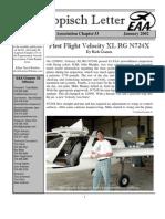 [EAA 33] the Lippisch Letter (2002-01)