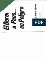 El derecho a pensar en peligro - Cesar Andreu Iglesias.pdf