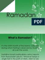 Session 17 Ramadan