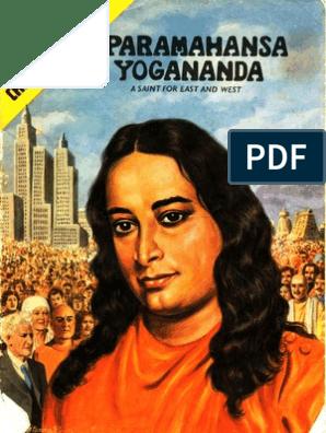 117706004 Comic Book Paramhansa Yogananda Paramahansa Yogananda Yoga