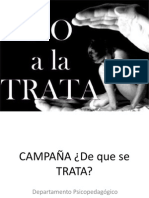 Presentación TRATA DE PERSONAS