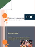Preescolares (3-5 años)