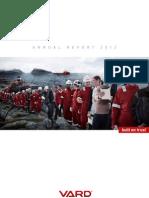 VARD Annual Report 2012