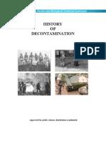 Decon History