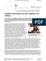 Cambio Estructural Con Las Mujeres a La Cabeza-Pag 12