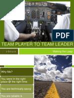 Ann Houston -Technician to Team Leader
