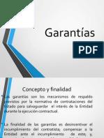 Garantias y Ampliaciones