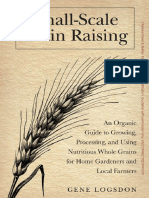 Small Scale Grain Raising, by Gene Logsdon (Book Preview)