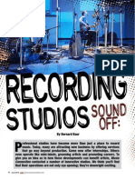Music Connection Directory of Studios - Short
