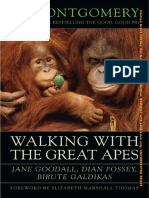 Walking With Great Apes, by Sy Montgomery (Book Preview)