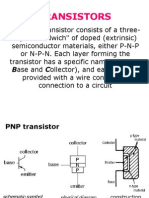 Funtion Transistor