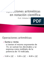 operacionesaritmeticasnotacioncientifica-120712130726-phpapp02