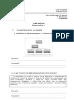 Textualidad - Guía II - Guía alumnos - 7º Básico - Unidad III (con claves al final)