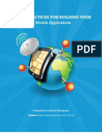 Best Practices for Building Your Mobile Applications - A Whitepaper by RapidValue Solutions
