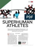 Superhuman Athletes