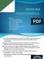 MEDICINA PSICOSOMÁTICA. Primera parte.