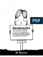 DeclaracionDDDH