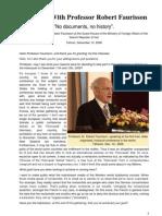 Interview With Professor Robert Faurisson-tehranDecember132006