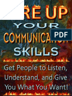 Fire Up Your Communication