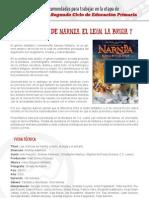 Cronicas de Narnia El Leon La Bruja El Armario
