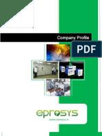 Eprosys Profile 2013-14