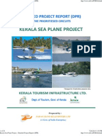 Kerala Sea Plane Project - Detailed Project Report (DPR)