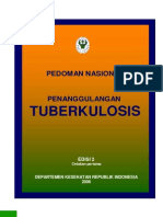 Buku Pedoman Nasional Penanggulangan Tbc