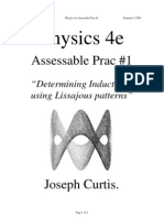 Measurement of Inductance by Phasor Diagram Method Physics