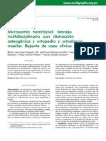 Hemifacial Microsomia Clasificacion Pruzansky