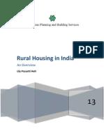 Rural Housing in India