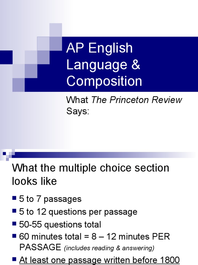 Ap English Multiple Choice Brave New World
